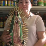 La Virgen comes to Carrboro