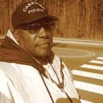 Crossing Hillsborough Road with Mr. James Burnett