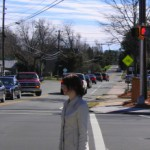 Leave the car behind when traveling around Carrboro