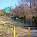 New bike path helps Carrboro housing
