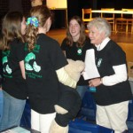 Middle school students compete over literature