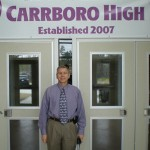 Carrboro High principal looks forward to second year