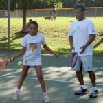 Local tennis associations offer tennis to Latinos