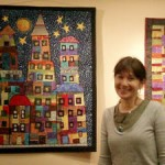 Carrboro quilter work on display at Century Center