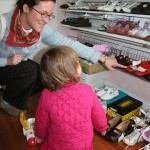 Local resale store attracts parents of young children