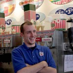 Rita's in Carrboro's Carr Mill Mall offers frozen treats