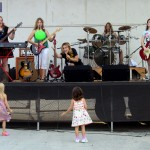 Music fest spotlights teen band Above Gravity