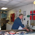 """Tom Robinson's Seafood: the """"United Nations of Seafood"""""""