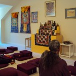 Buddhism offers residents answers