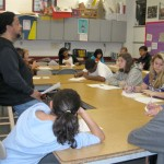 Shabazz brings his love of poetry to McDougle students