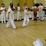 Capoeira workshop brings dance, culture to Carrboro