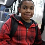 Ridin' the J Bus: 14-year-old Treshawn has big plans