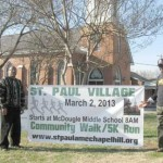 St. Paul AME Church prepares to host first 5k benefit