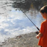 Youth Fishing Clinic not just for kids