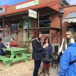 Eat, drink and be merry with Taste Carolina's walking food and wine tour