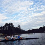University Lake to remain home to UNC rowing team