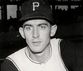"Charles ""Whammy"" Douglas, a native of Carrboro, became one of fewer than 10 players in MLB history to play with one eye. Though he only made 11 career appearances, Douglas crossed paths with several titans of the game — from Willie Mays to Ted Williams (Photo courtesy of the National Baseball Hall of Fame)."
