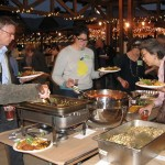 The Third Annual Harvest Fundraiser Dinner builds community with food