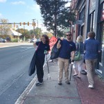 NC Big Sweep event makes Carrboro cleaner