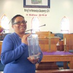 St. Paul AME honors Paula Harrington's service