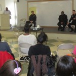 Panel helps build relationships between residents, police
