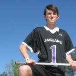 Playing tall: Jake Melville leads Carrboro boys lacrosse